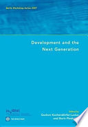 Development And The Next Generation