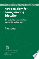 New Paradigm for Re engineering Education