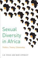 download ebook sexual diversity in africa pdf epub