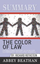 Summary The Color Of Law