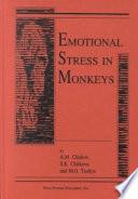 Emotional Stress In Monkeys