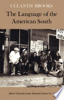 The Language of the American South
