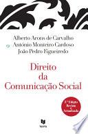Direito da Comunica    o Social
