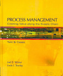 Process Management  Creating Value Along the Supply Chain