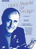 Henry Mancini For Strings Volume I