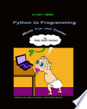 Start Here  Python 3x Programming