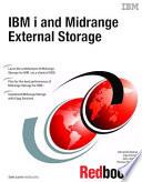 IBM i and Midrange External Storage