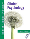 Clinical Psychology  Topics in Applied Psychology