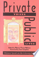 Private Voices, Public Lives