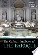 The Oxford Handbook of the Baroque