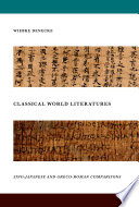 Classical World Literatures Ways Early Japanese Writers Wrote Their Own