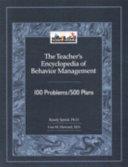 The Teacher s Encyclopedia of Behavior Management