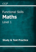 Functional Skills Maths Level 1 - Study & Test Practice