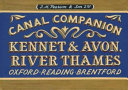 Pearson's Canal Companion - Kennet and Avon, River Thames