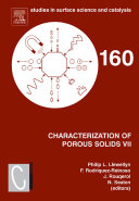Characterisation Of Porous Solids book