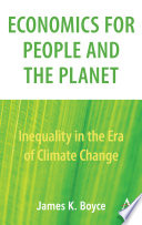 Economics for People and the Planet Book PDF