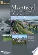 Montréal et son aménagement