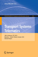 Transport Systems Telematics