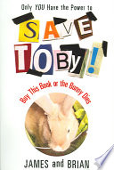 Save Toby   Buy This Book Or the Bunny Dies