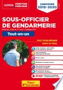 Concours Sous-Officier De Gendarmerie - Concours Externe, Interne Et 3E Voie - Annales Et Sujets Inédits Corrigés... par François Lavedan