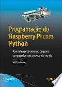 Programa O Do Raspberry Pi Com Python