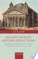 download ebook ancient worlds, modern reflections pdf epub