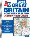 Great Britain Handy Road Atlas 2018 (A5 Spiral)