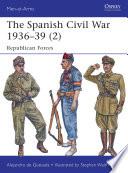 The Spanish Civil War 1936–39 (2)