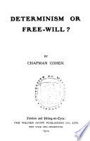 Determinism Or Free will