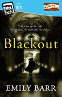 Blackout  Quick Reads 2014