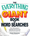 The Everything Giant Book of Word Searches