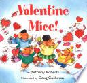 Valentine Mice  board book