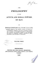 The philosophy of the active   moral powers of man