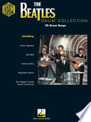 The Beatles Drum Collection  Songbook