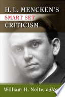H L  Mencken s Smart Set Criticism