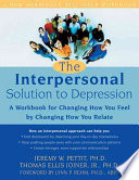The Interpersonal Solution To Depression