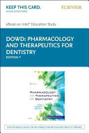 Pharmacology and Therapeutics for Dentistry