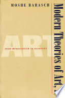 Modern Theories of Art  From impressionism to Kandinsky
