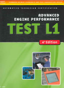 ASE Test Preparation A1 A8  L1  P2  X1  and C1 Series