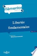 Libert S Fondamentales 4e Ed