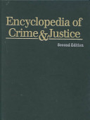 Encyclopedia of Crime and Justice