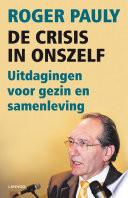 De Crisis In Onszelf E Boek