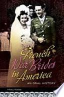 French War Brides in America