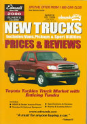 New Trucks Prices and Reviews
