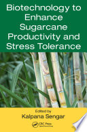 Biotechnology to Enhance Sugarcane Productivity and Stress Tolerance