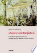 Literatur und Bürgertum