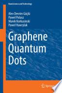 Graphene Quantum Dots book