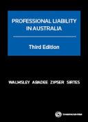 Professional Liability in Australia