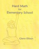 Hard Math For Elementary School