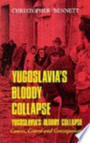 Yugoslavia S Bloody Collapse : accepted wisdom, the product of inherent and irrational...